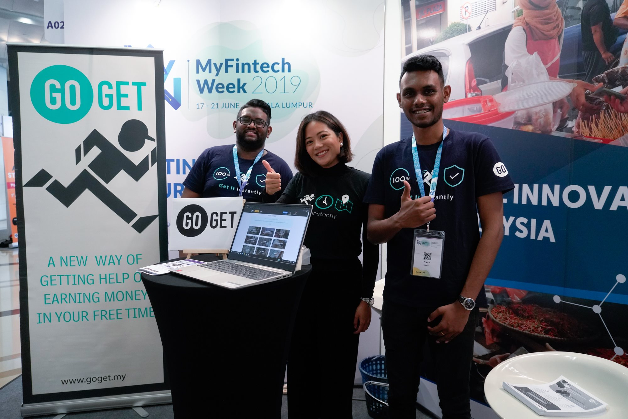 GoGet, a Start-up in Malaysia, shares its' B40 Challenge Experience