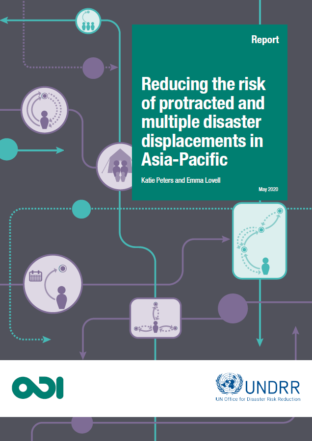 Reducing the risk of protracted and multiple disaster displacements in Asia-Pacific