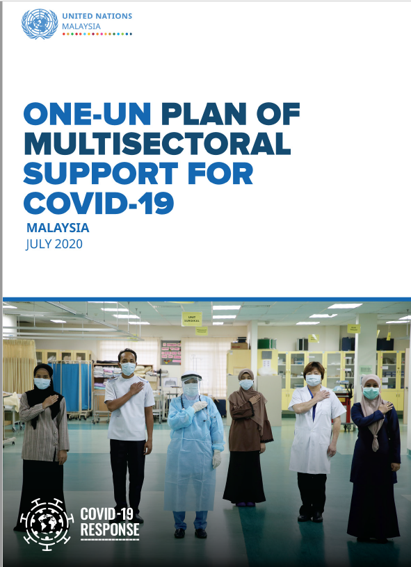 One-UN Plan of Multisectoral Support For COVID-19 - Malaysia