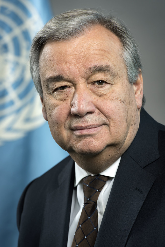 A global model to tackle violence against women — António Guterres