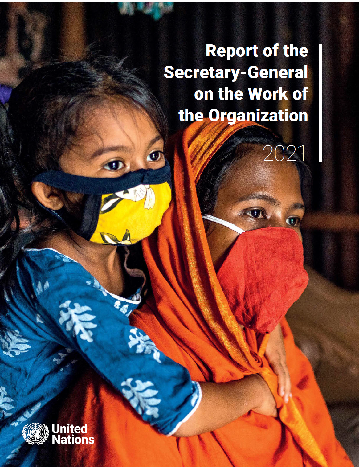 2021 Report of the Secretary-General on the Work of the Organization