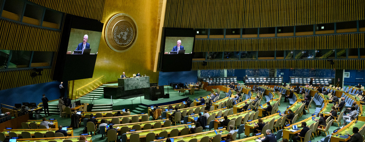 From K-Pop heroes to net zero: 5 things to look out for at UNGA 76