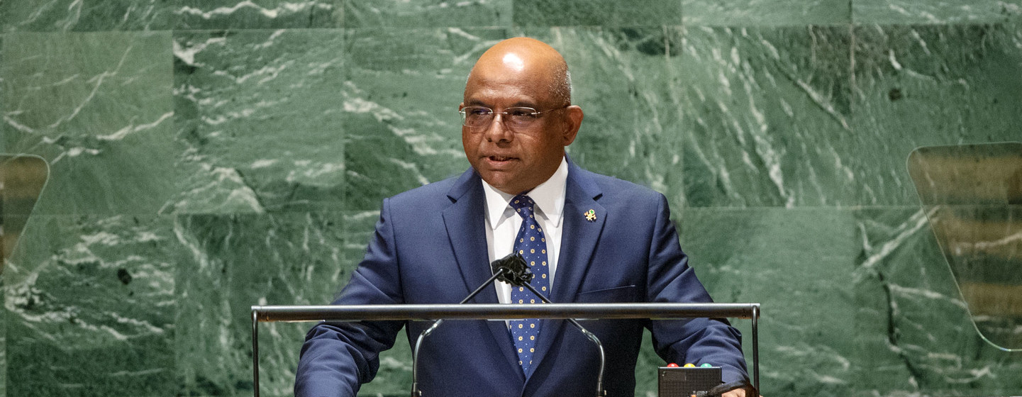 Multilateralism is alive and well: Assembly President wraps up annual debate promising 'active and inclusive' 76th session