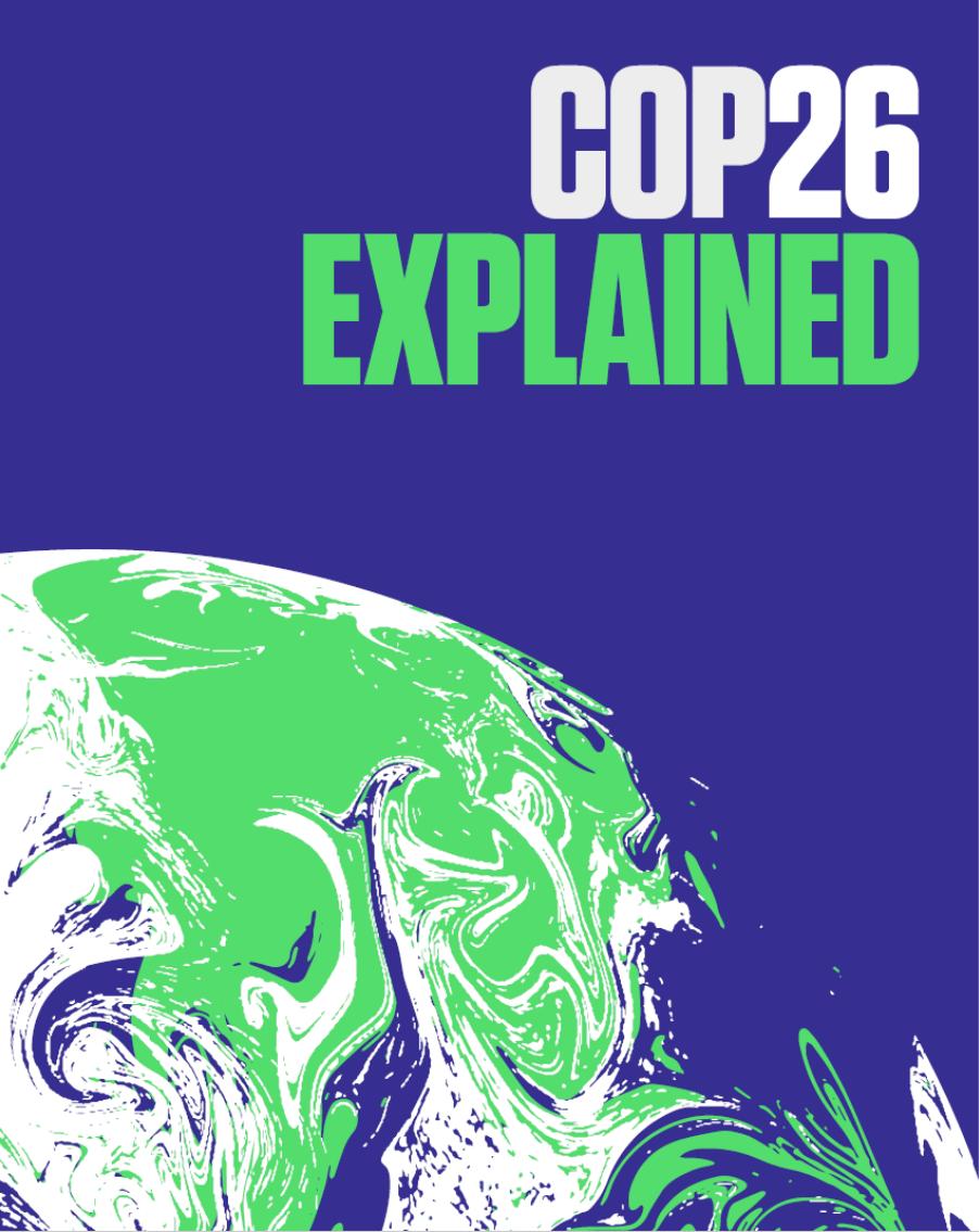 COP26 Explained