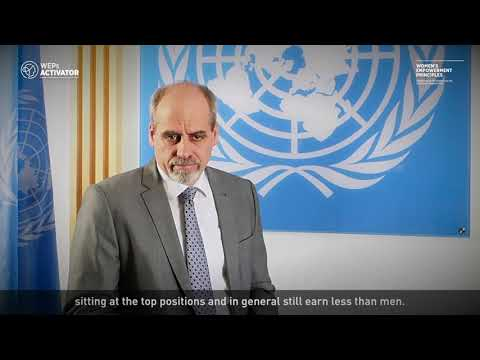 UN Women: WEPs Activator Malaysia - Stefan Priesner, UN Resident Coordinator for Malaysia, Singapore and Brunei Darussalam, tells us about why it is crucial to empower female workforce and what steps the UN is taking to address the challenges in Malaysia!