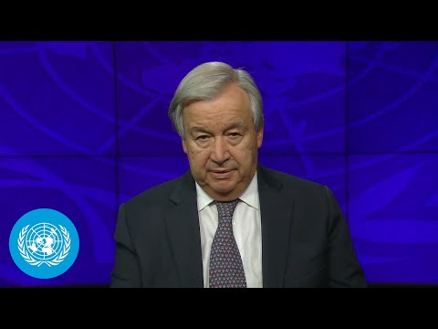 International Day of Peace 2021 - António Guterres (UN Secretary-General)